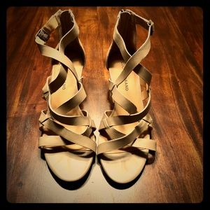 Lucky Brand Sandal, Size 9M